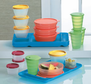 TupperwareImpressionsDiningSet
